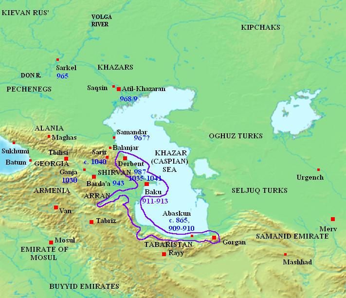 Ка�пий�кие по�од� ���ов � Википедия