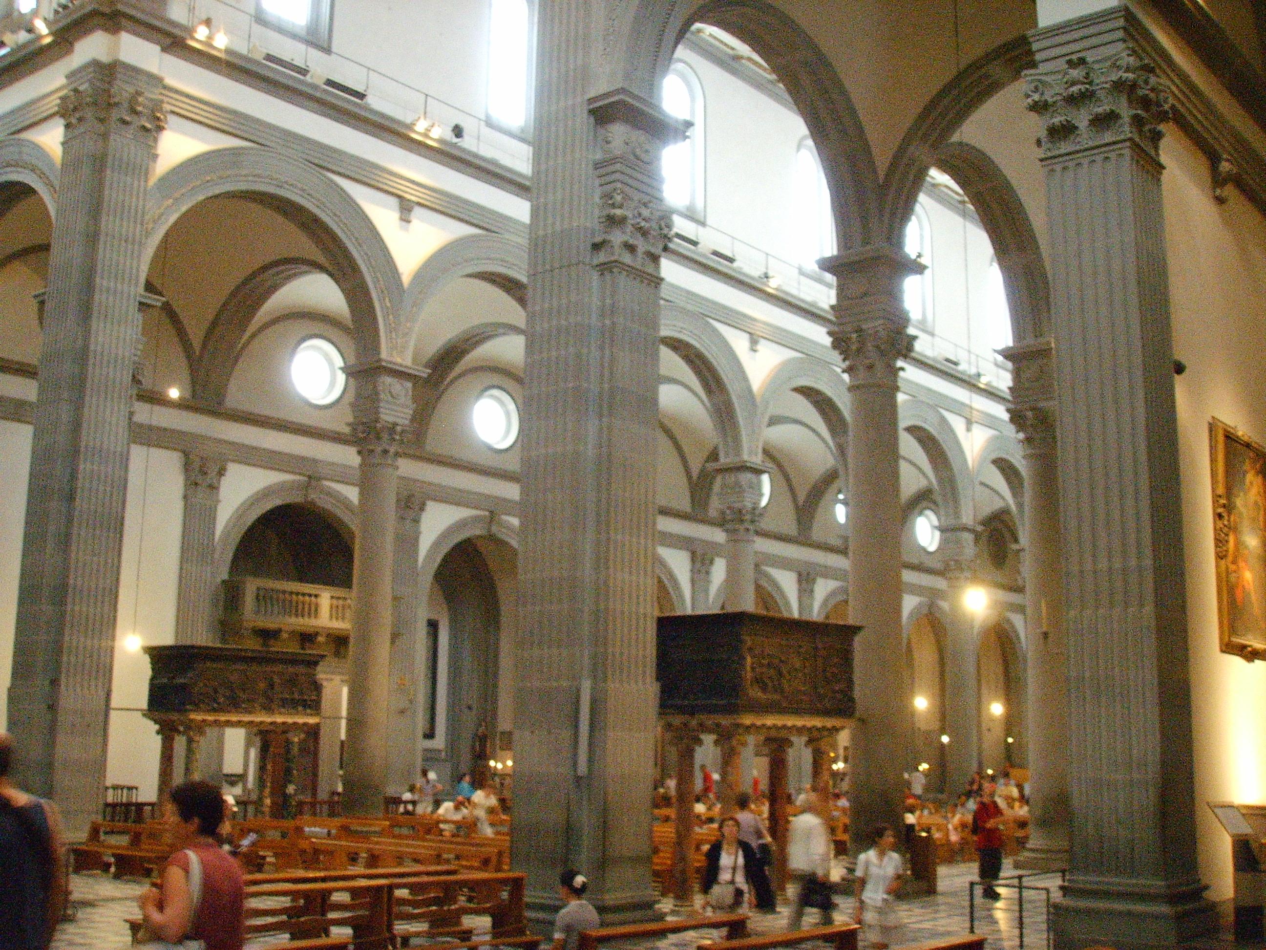 File:San Lorenzo, inside view.JPG - Wikimedia Commons