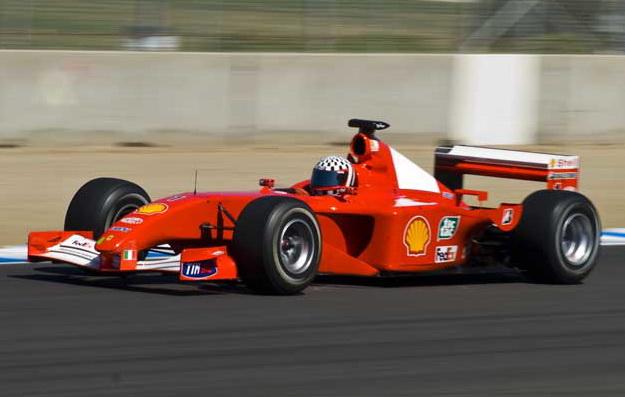 Ferrari F2001 Wikipedia