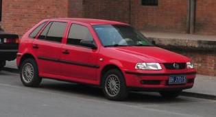 File:Shanghai VW Gol.jpg