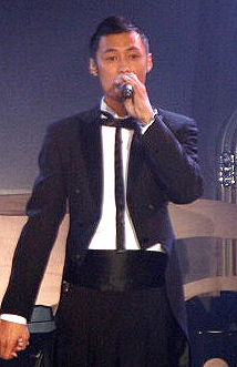 Shawn Yue in concerto nel 2007