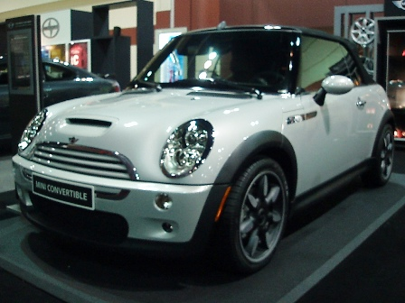 File:Silver mini cooper s convertible.jpg