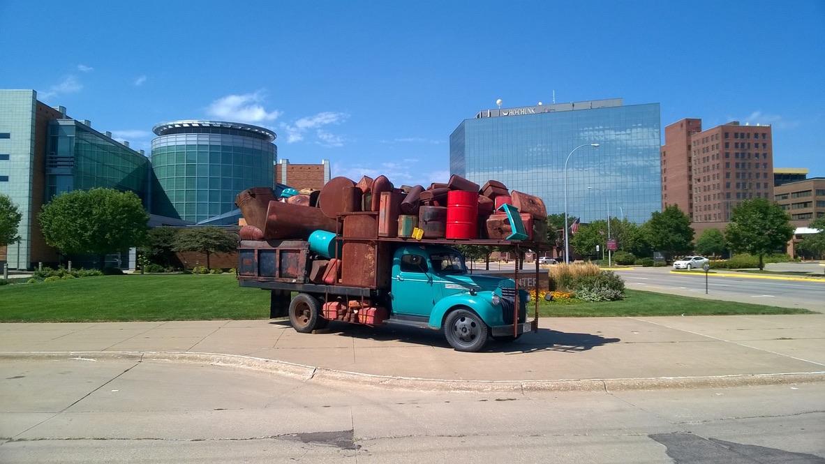 Iowa Rental Car Laws