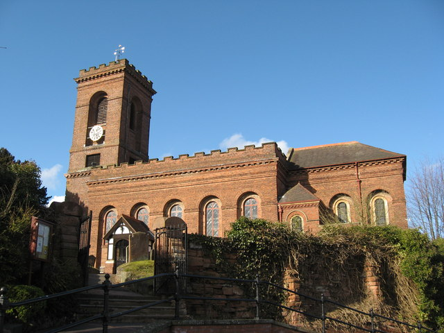 St John the Baptist Church, Wolverley