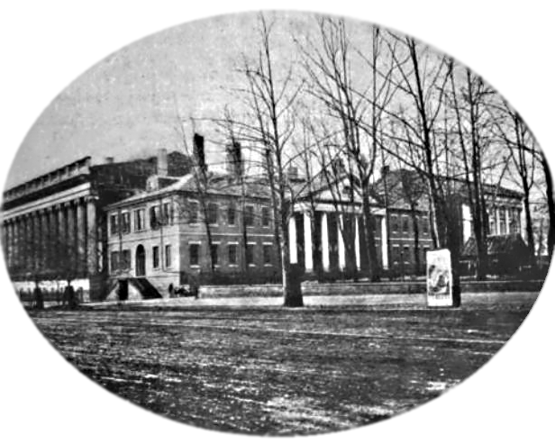 File state department building washington d c 1865 for Building a house in washington state