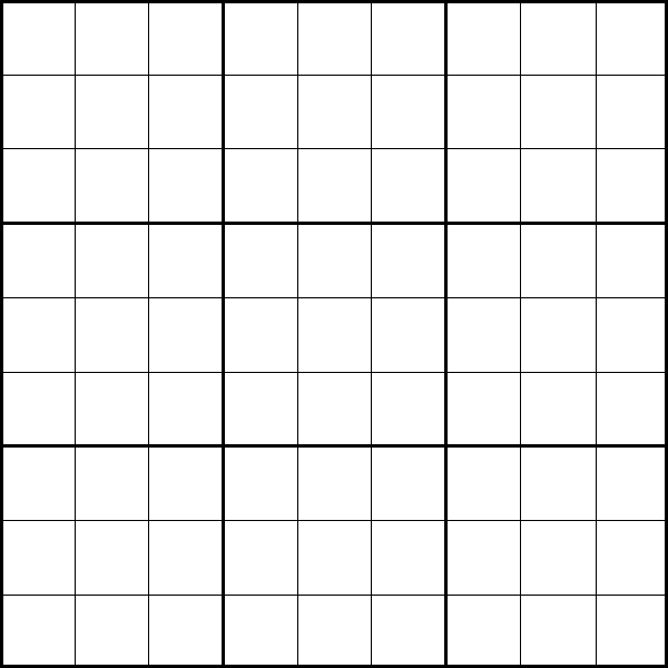 Grid Template For Room Design