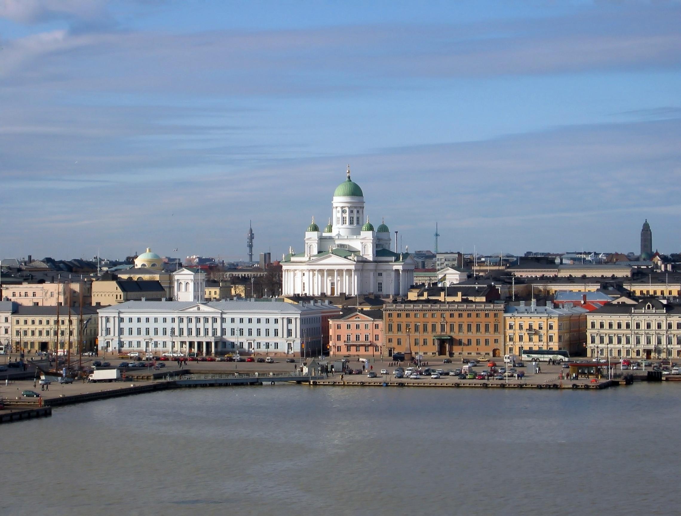 Where Is Helsinki