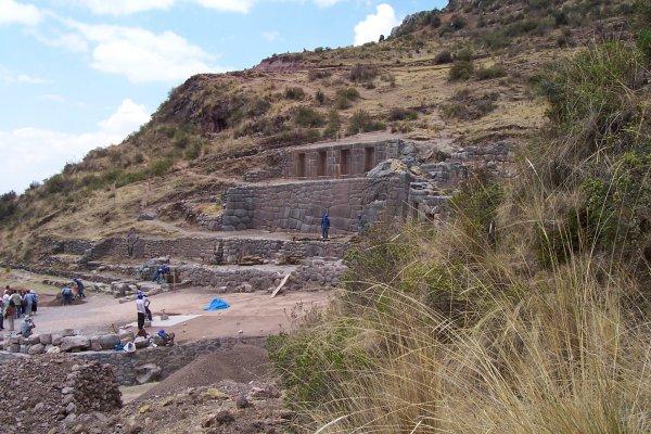 Tambo arquitectura wikipedia la enciclopedia libre for Arquitectura quechua