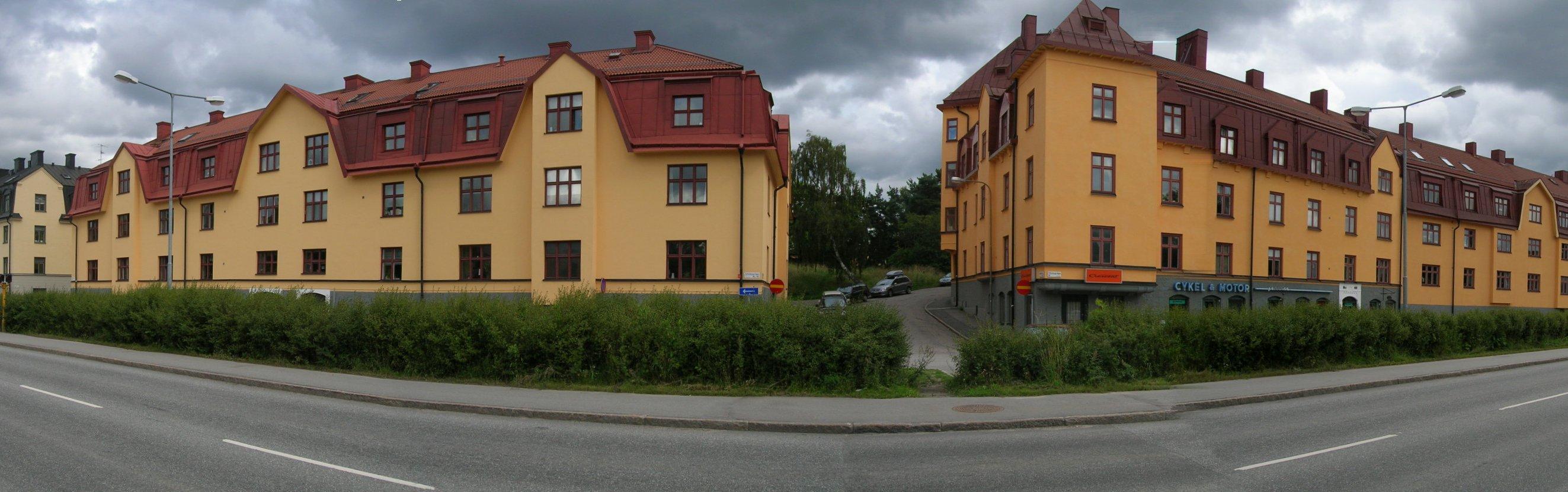 Resultado de imagem para Tellusborgsvägen