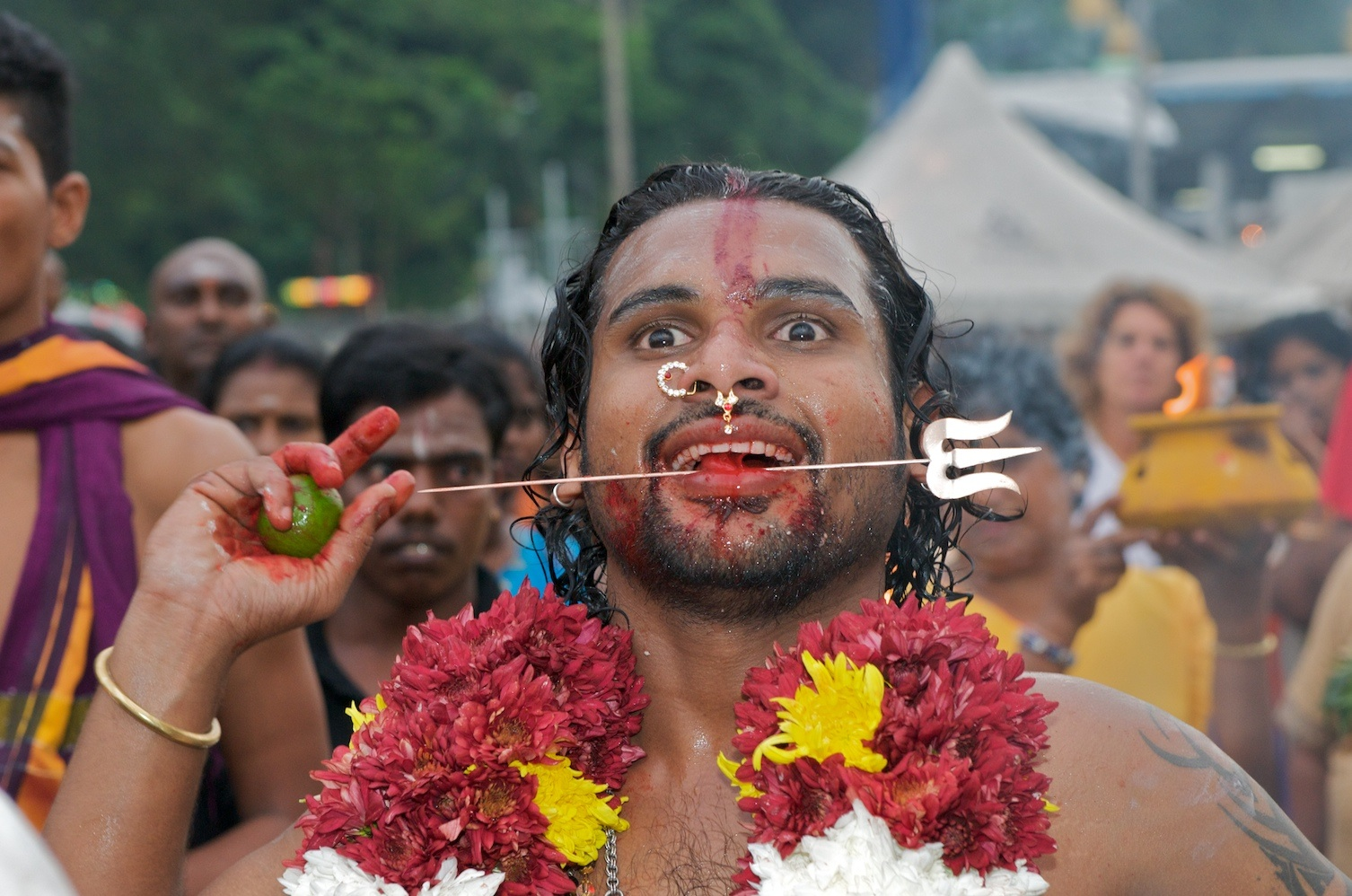 the festival of thaipusam Thaipusam is one of the most exceptional festivals in the world, and the best place to experience it in all its vibrant, unconventional glory is in penang.