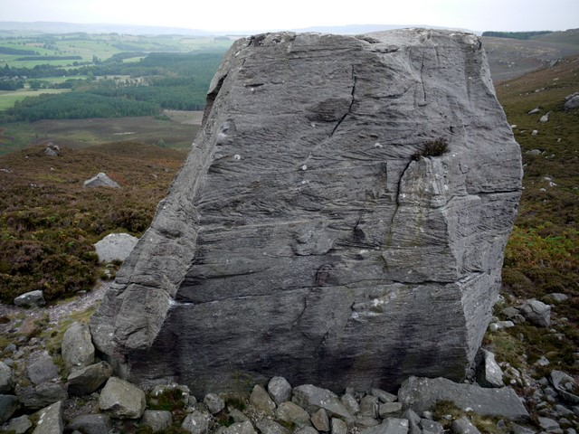 The Drake Stone - geograph.org.uk - 1495277