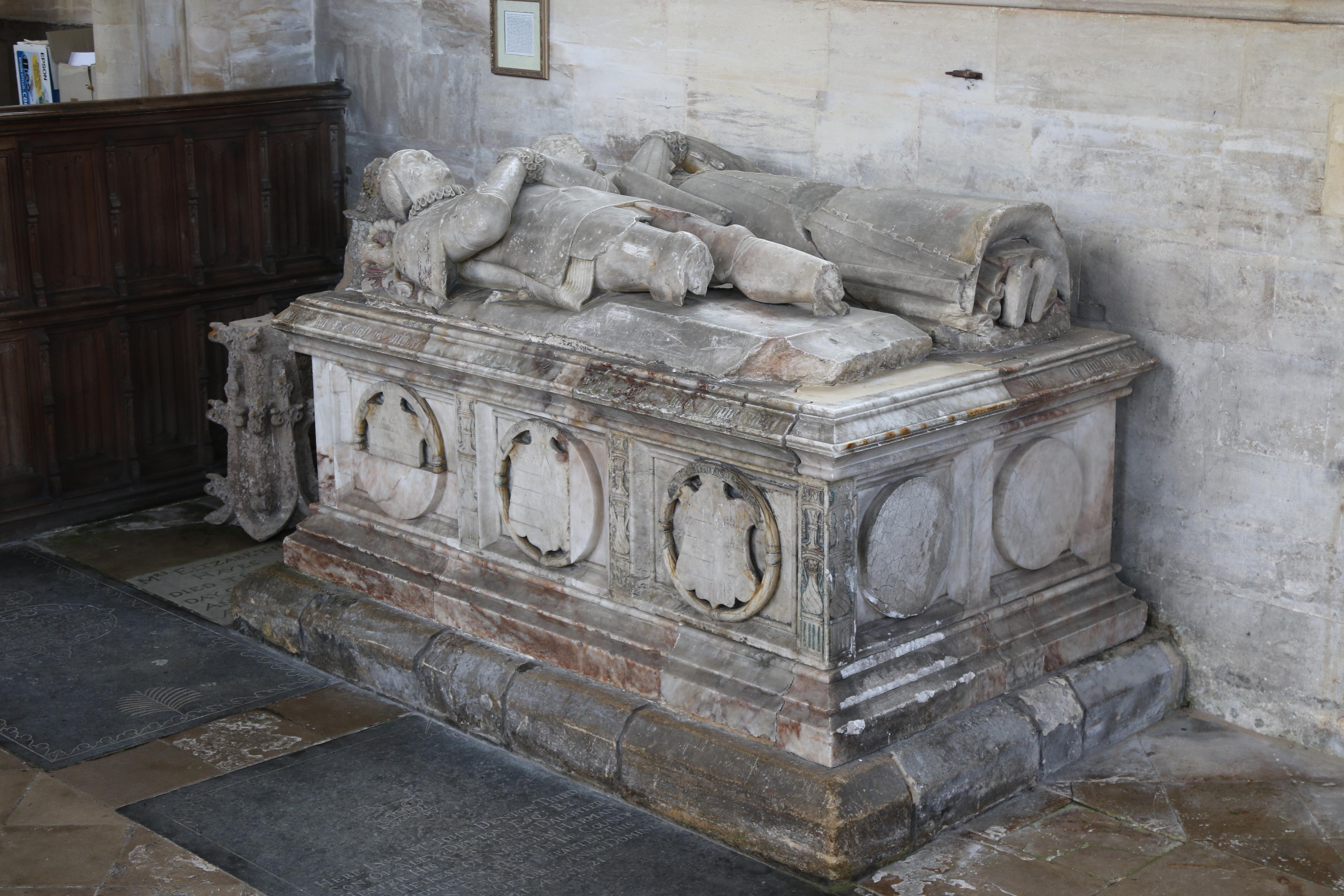 Thomas Denton (died 1558)