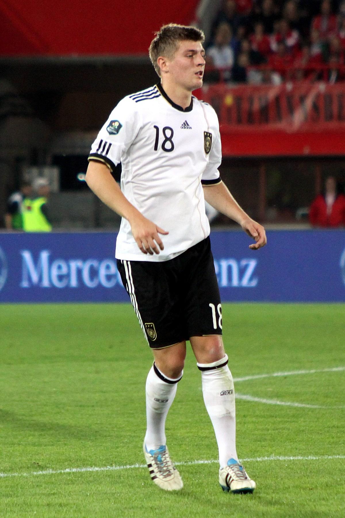 Toni Kroos Wikipedia