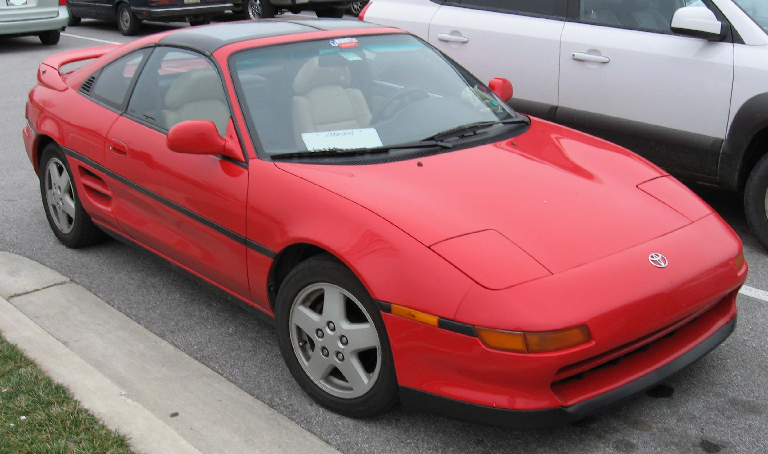 Toyota Mr2 Pivesto
