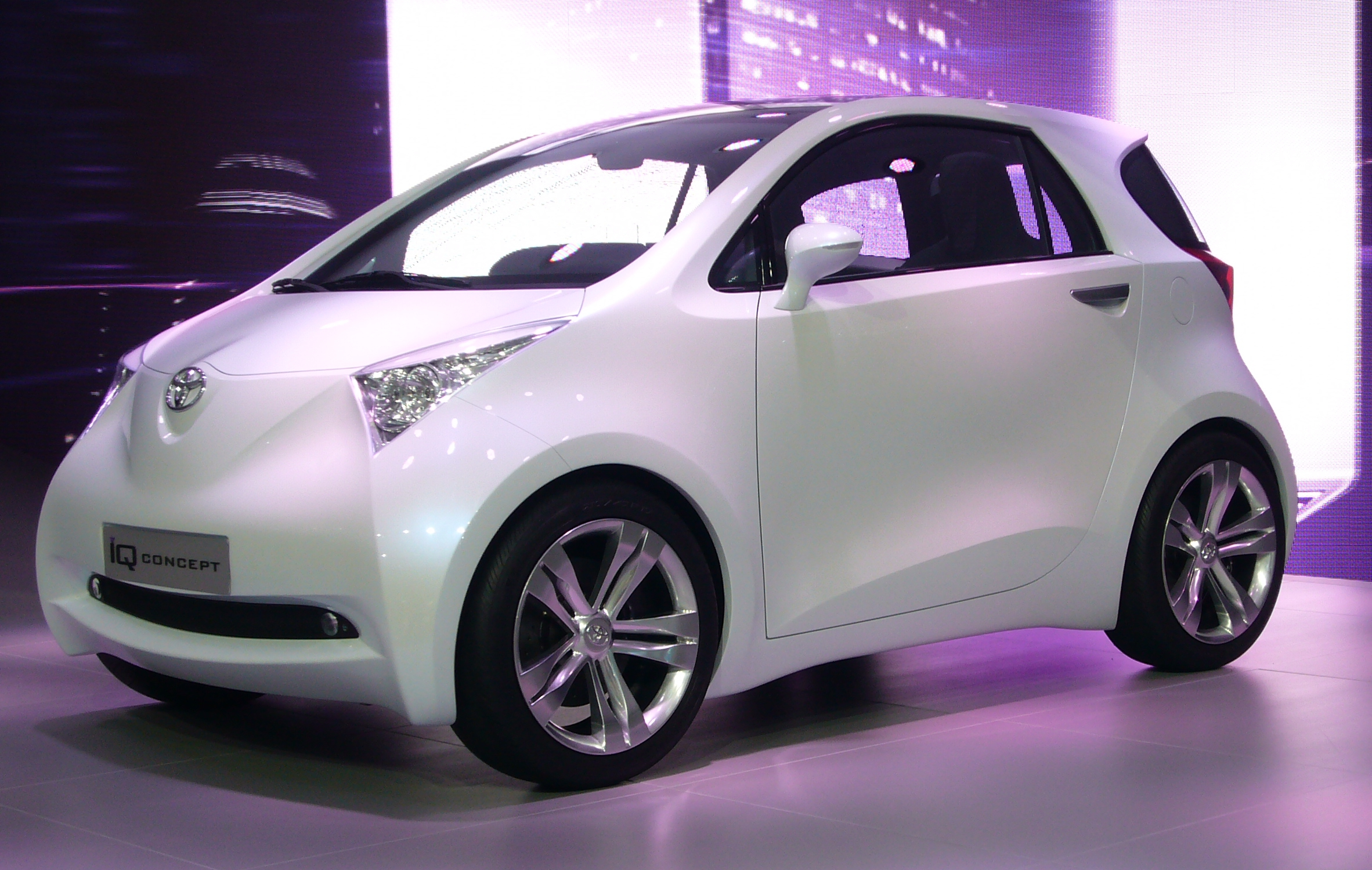 Toyota Iq Car Price
