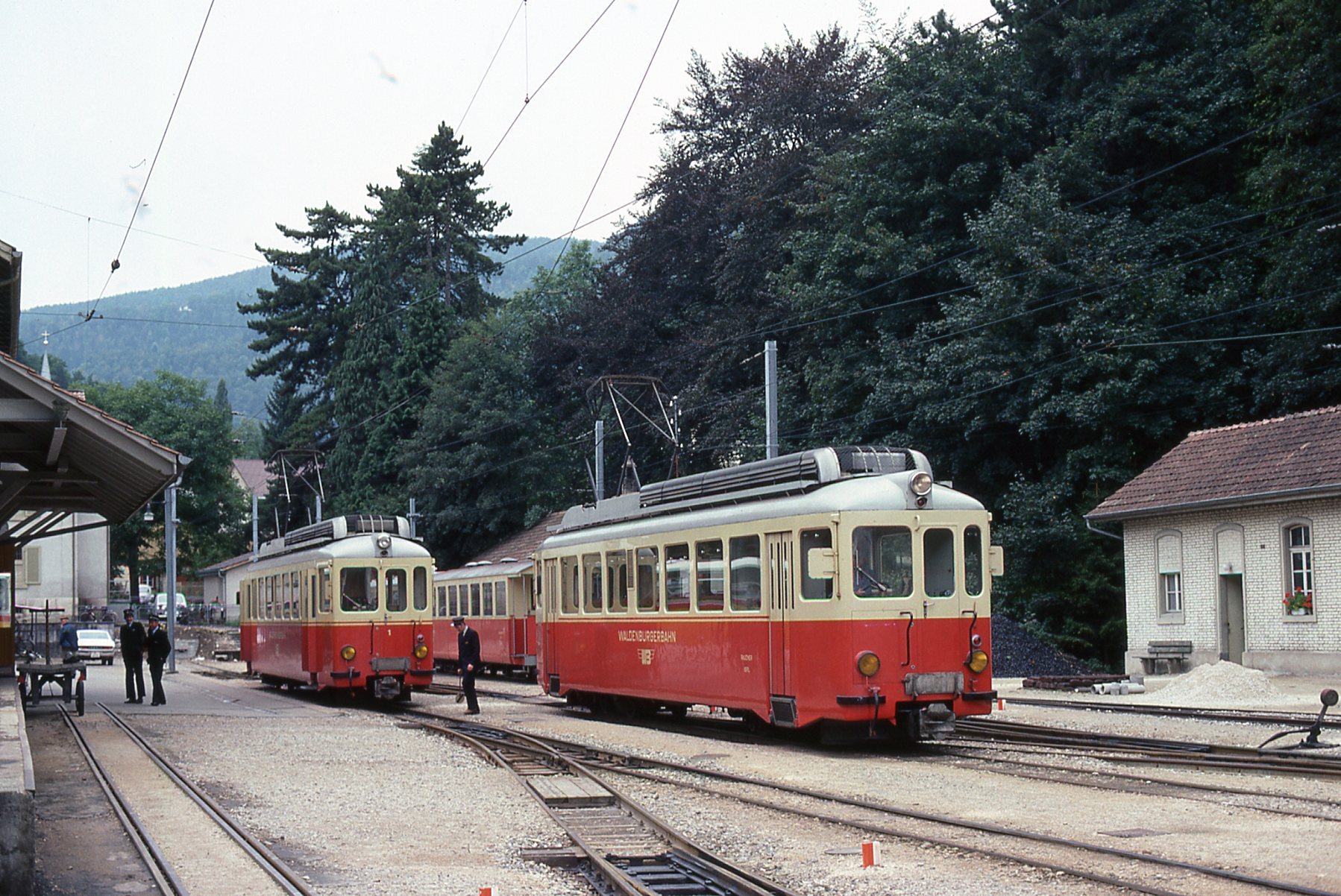 Single waldenburg