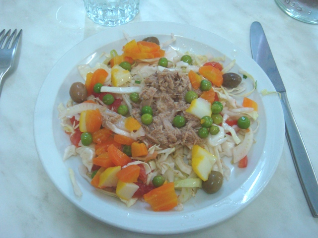 Salade tunisienne wikip dia - Tastira cuisine tunisienne ...