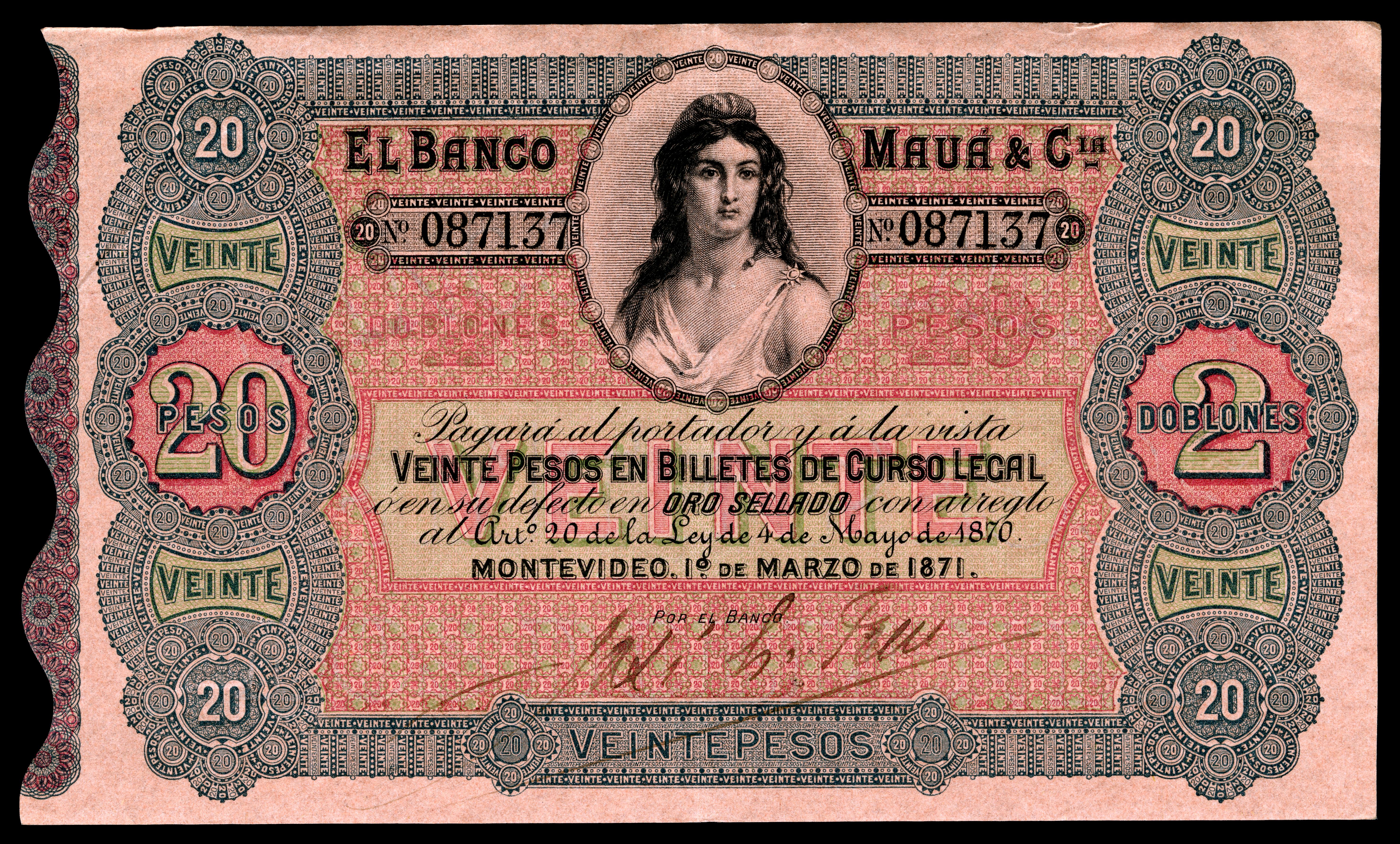 Currency Of Uruguay Wikipedia