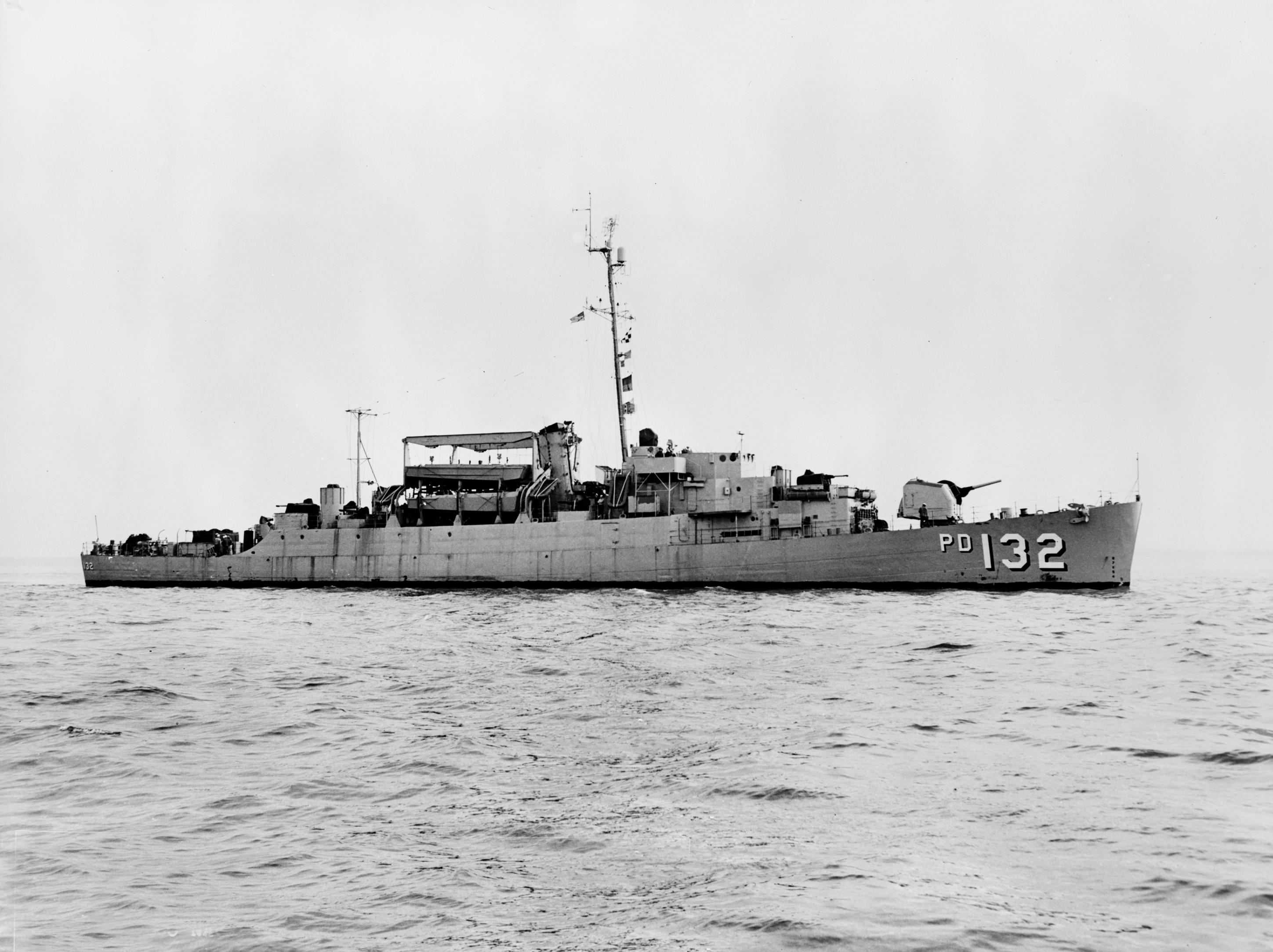 USS Balduck, USN Photo National Archives (#80-6-6371218)