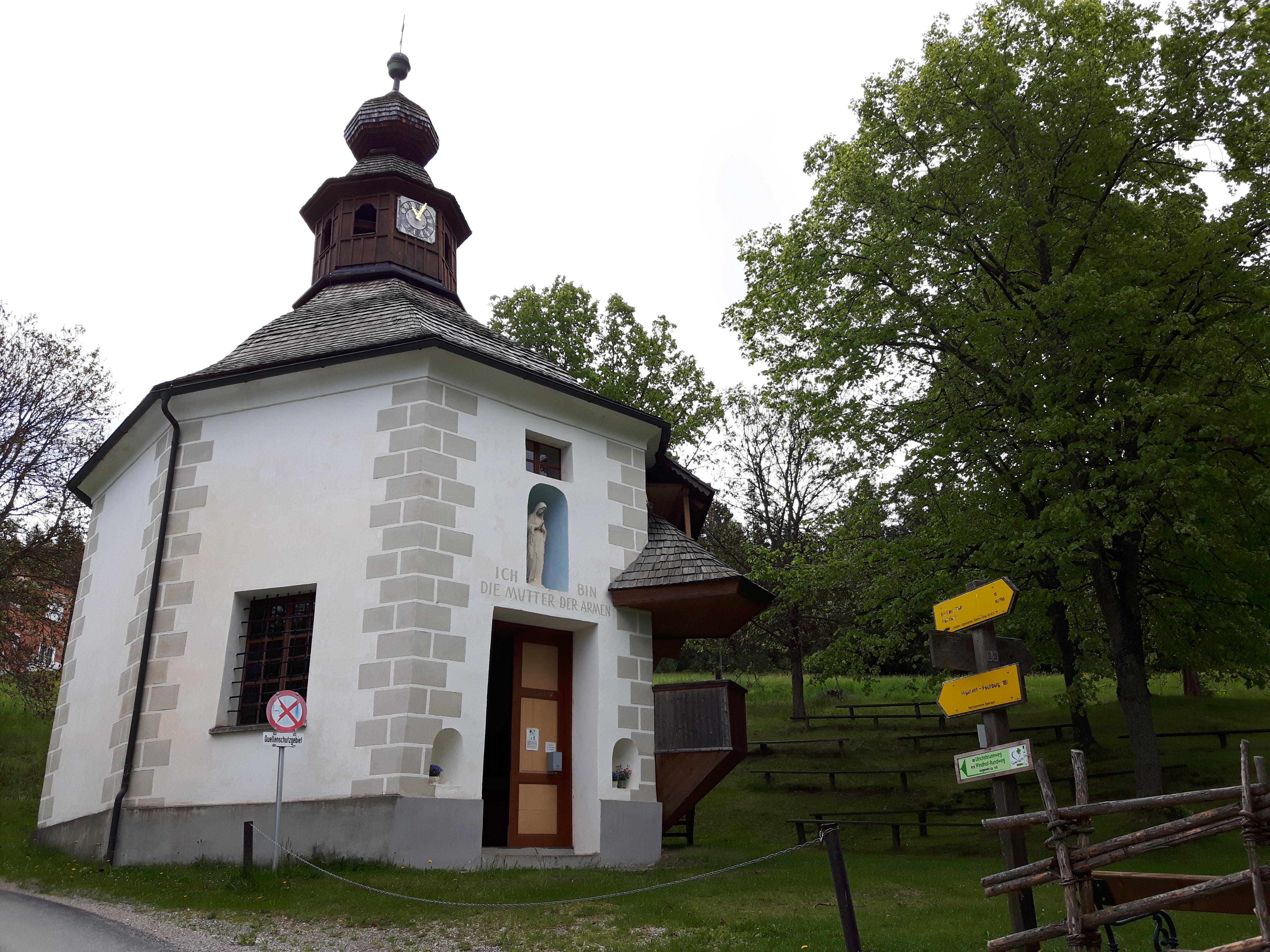 Wallfahrtskirche Hl. Ulrich