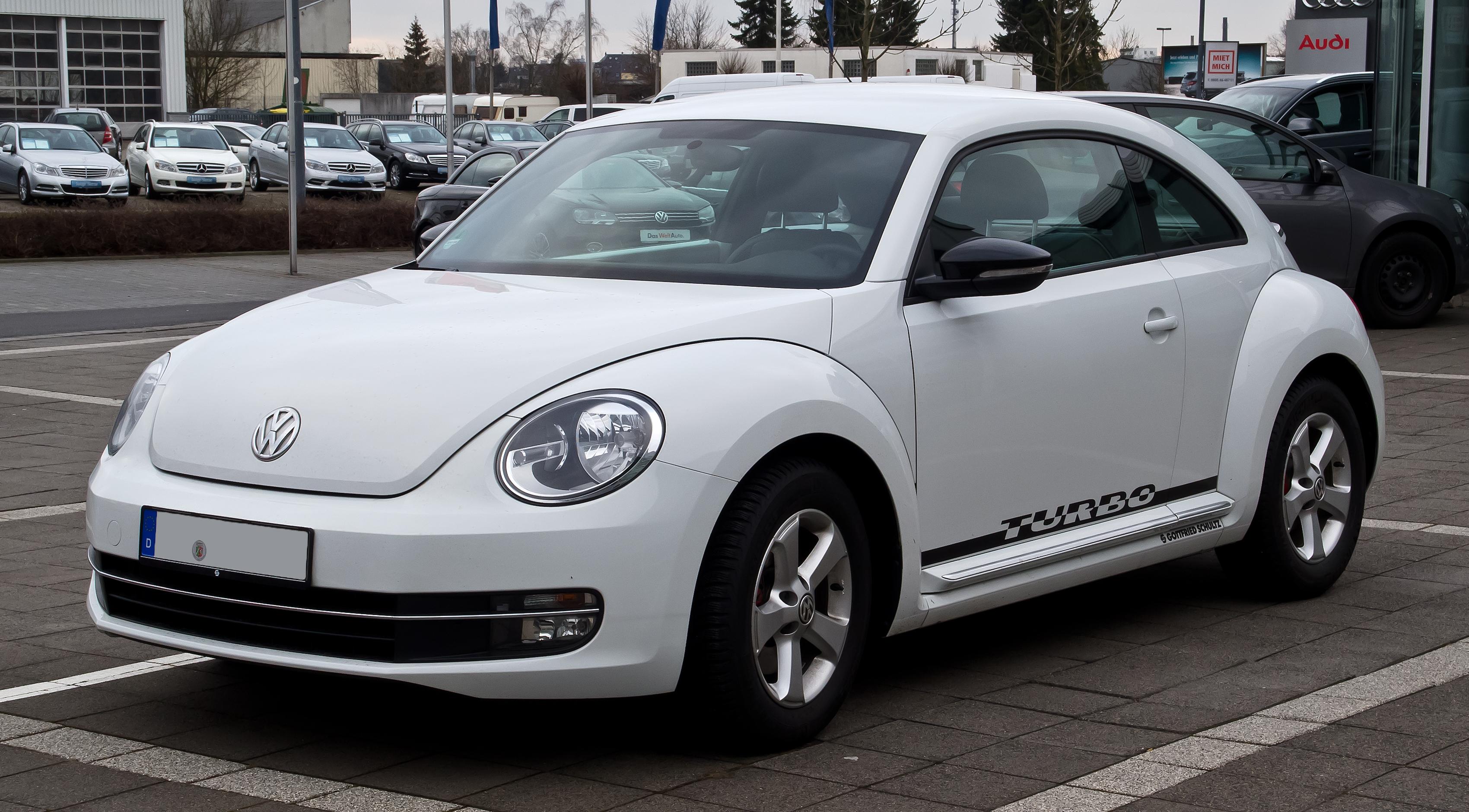 File Vw Beetle 2 0 Tsi Sport Frontansicht 11 M 228 Rz 2012