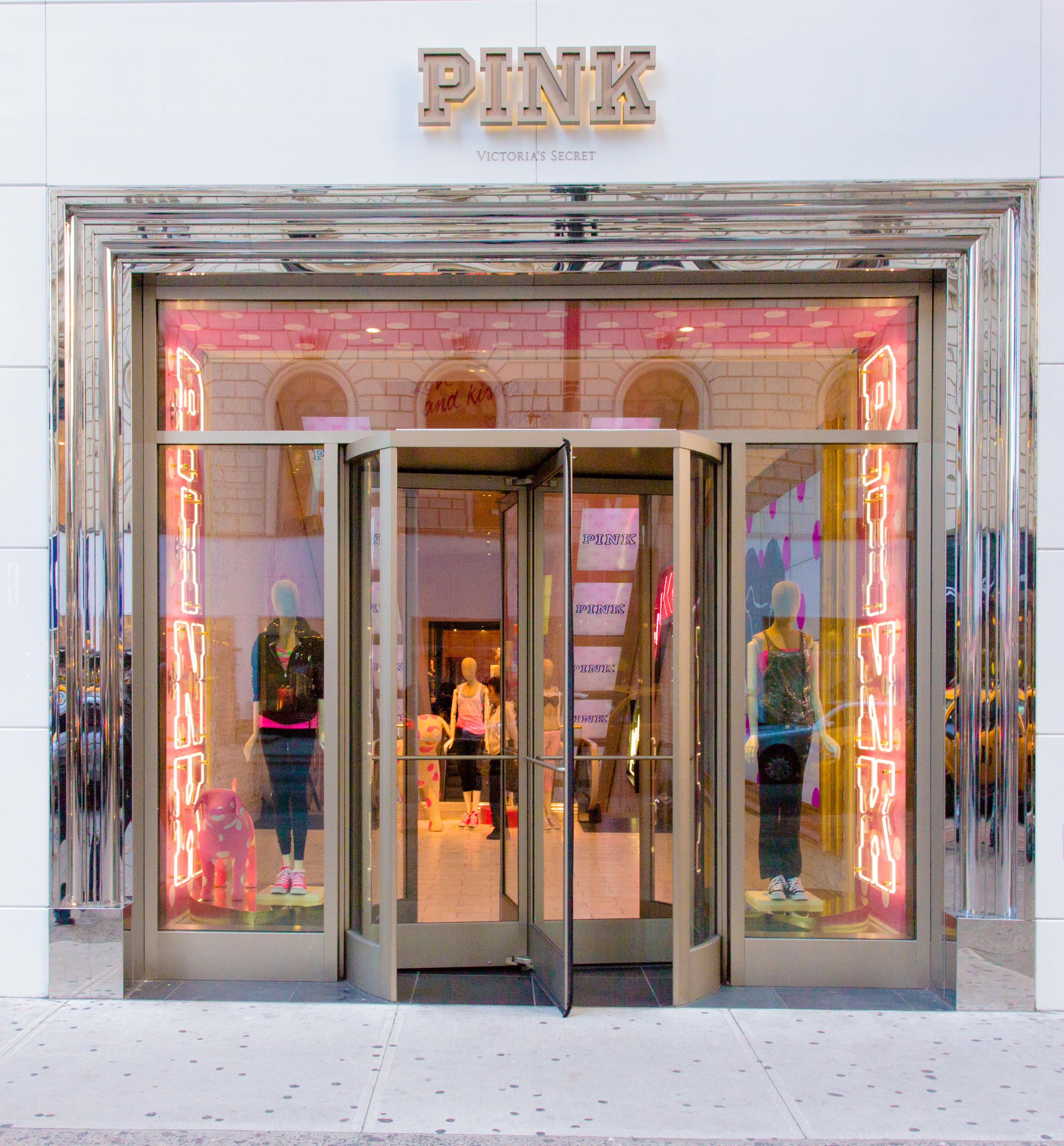 Designer Clothing Stores In Victoria Bc Victoria s Secret Pink Store