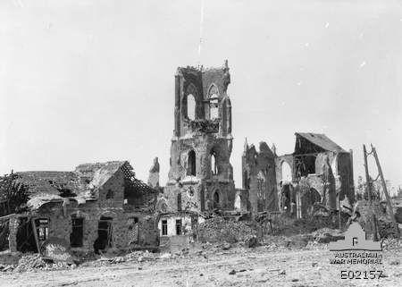 List of World War I memorials and cemeteries in the Somme - Wikipedia