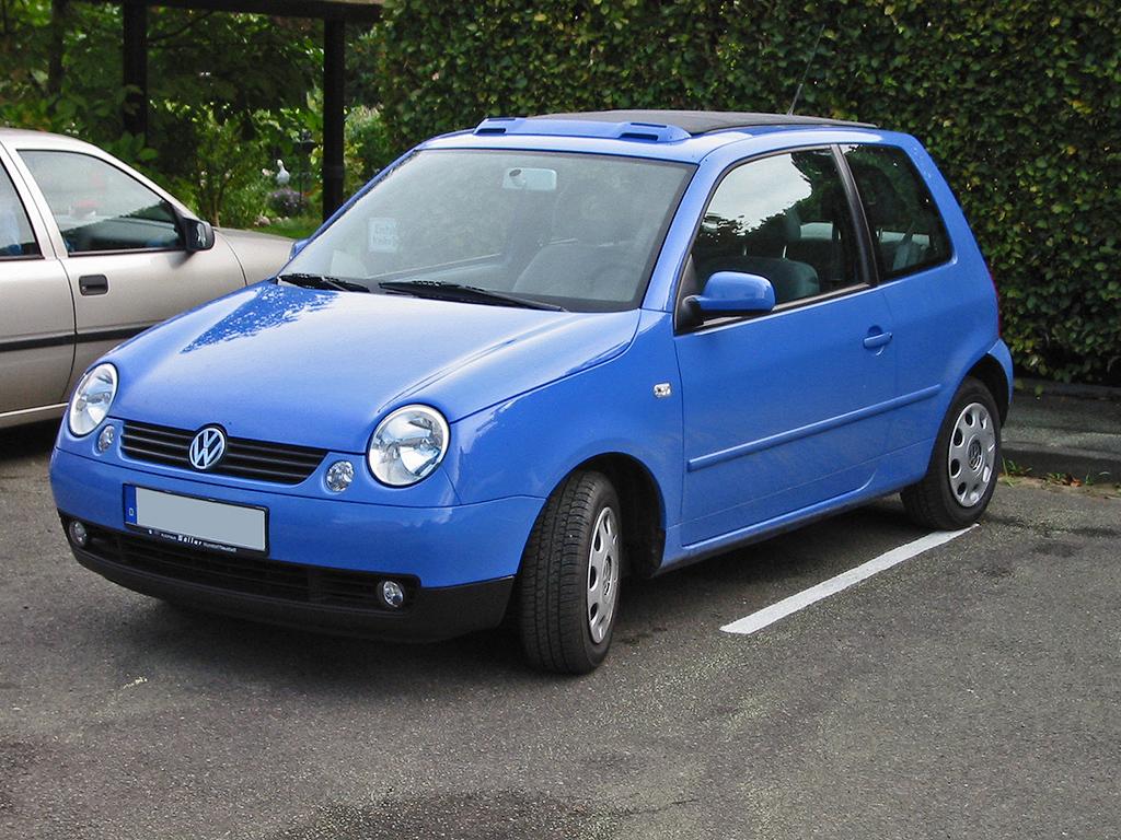 Volkswagen lupo wikipedia fandeluxe Gallery