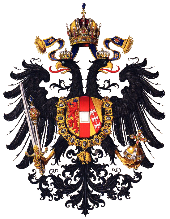 Habsburg double-headed eagle