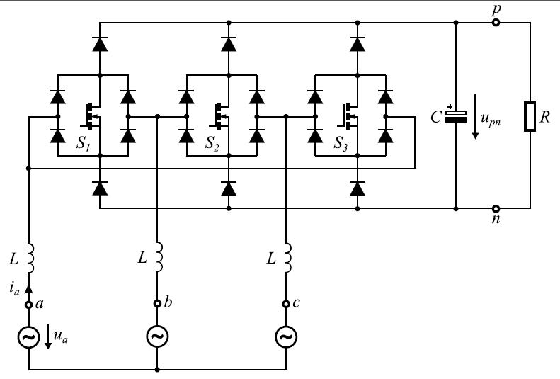 3 wire 2 circuit diagram warsaw rectifier wikipedia  warsaw rectifier wikipedia