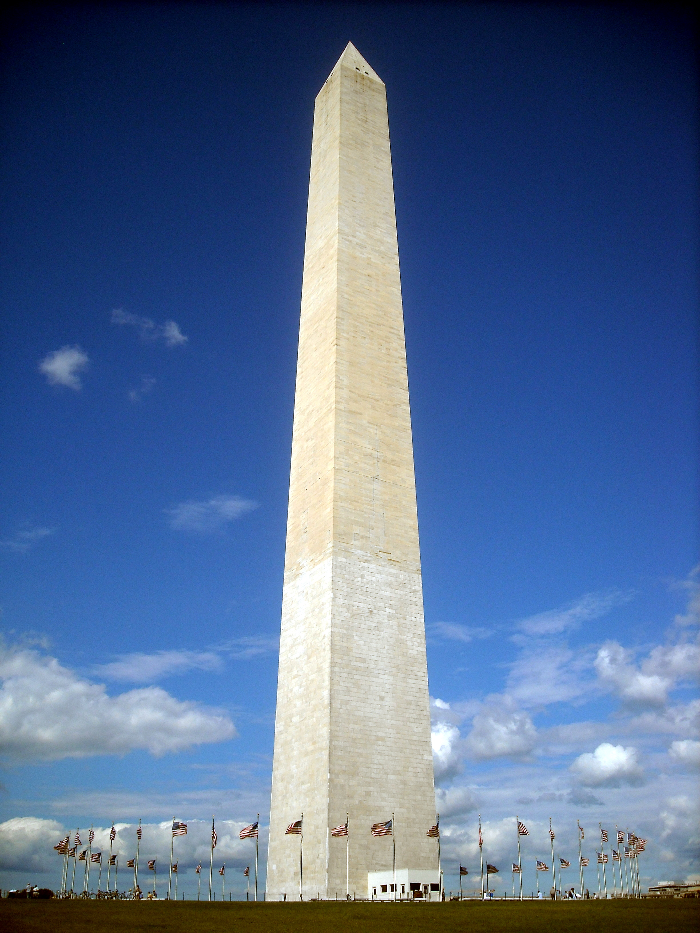 Facts For Kids About The Washington Monument