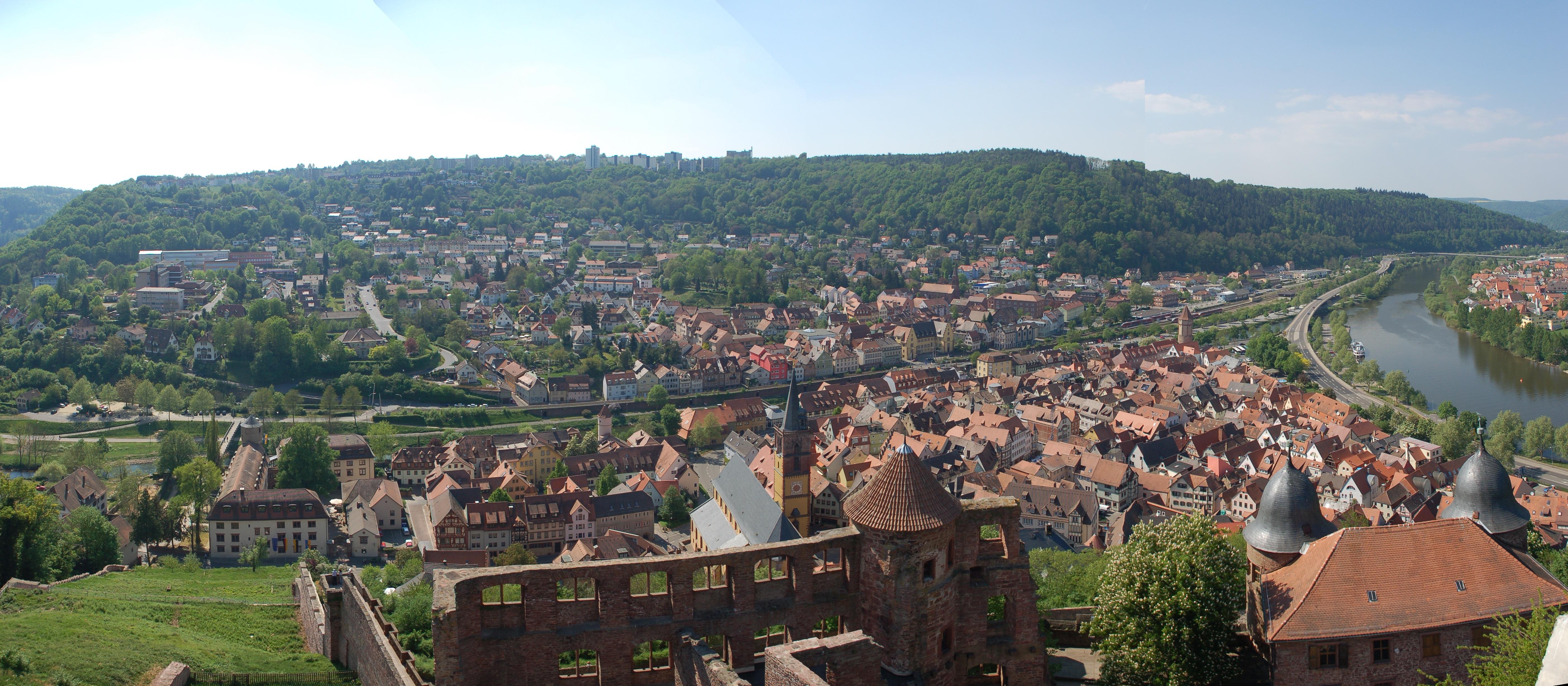 Wertheim, Germany! | Postcards