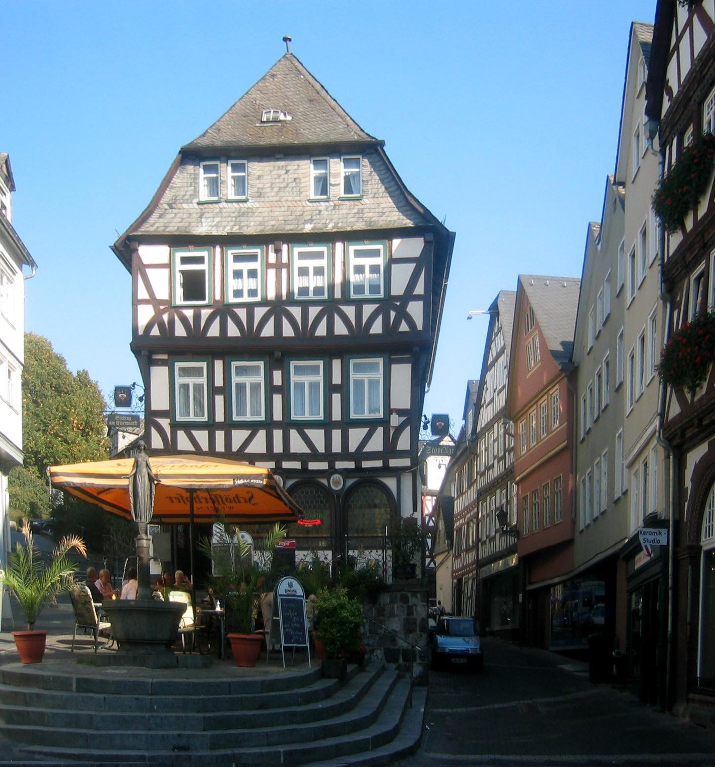 Wetzlar Germany  city pictures gallery : Wetzlar Altstadt 2003b Wikipedia, the free encyclopedia