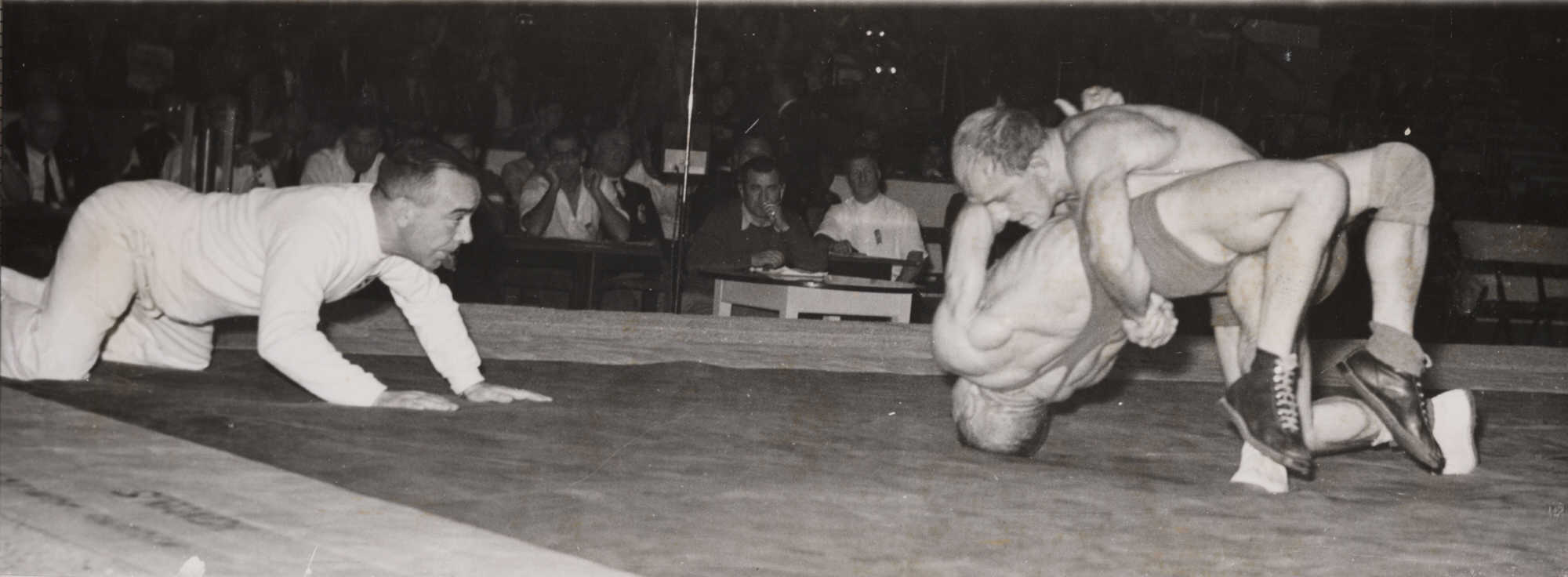 Wrestling at the 1948 Summer Olympics - Wikipedia