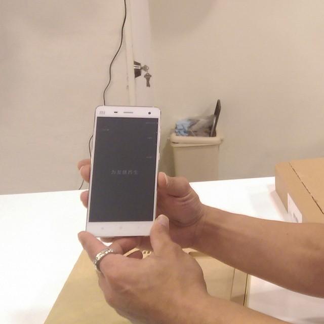 Xiaomi Mi 4 Boosting Xiaomi Market