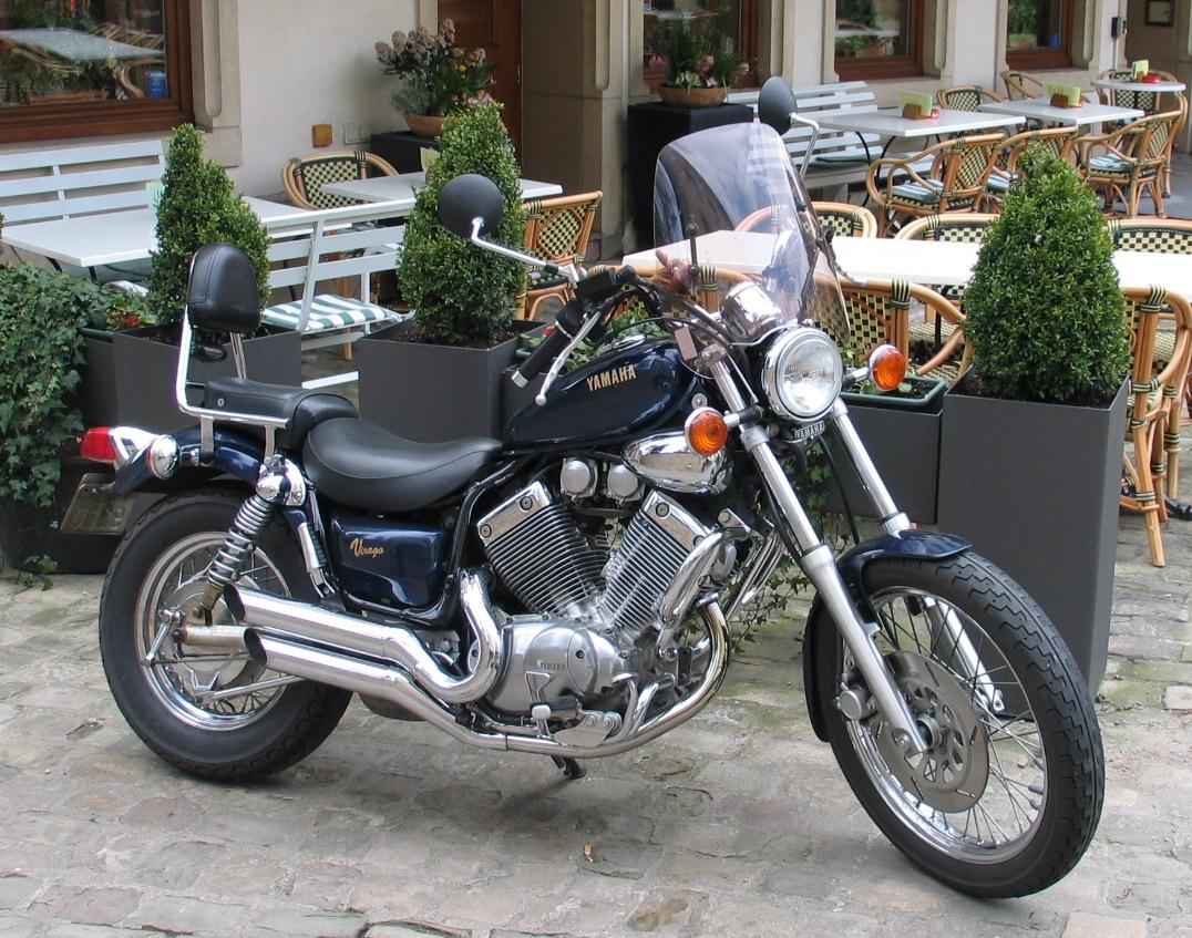 Used Yamaha V Star Cc