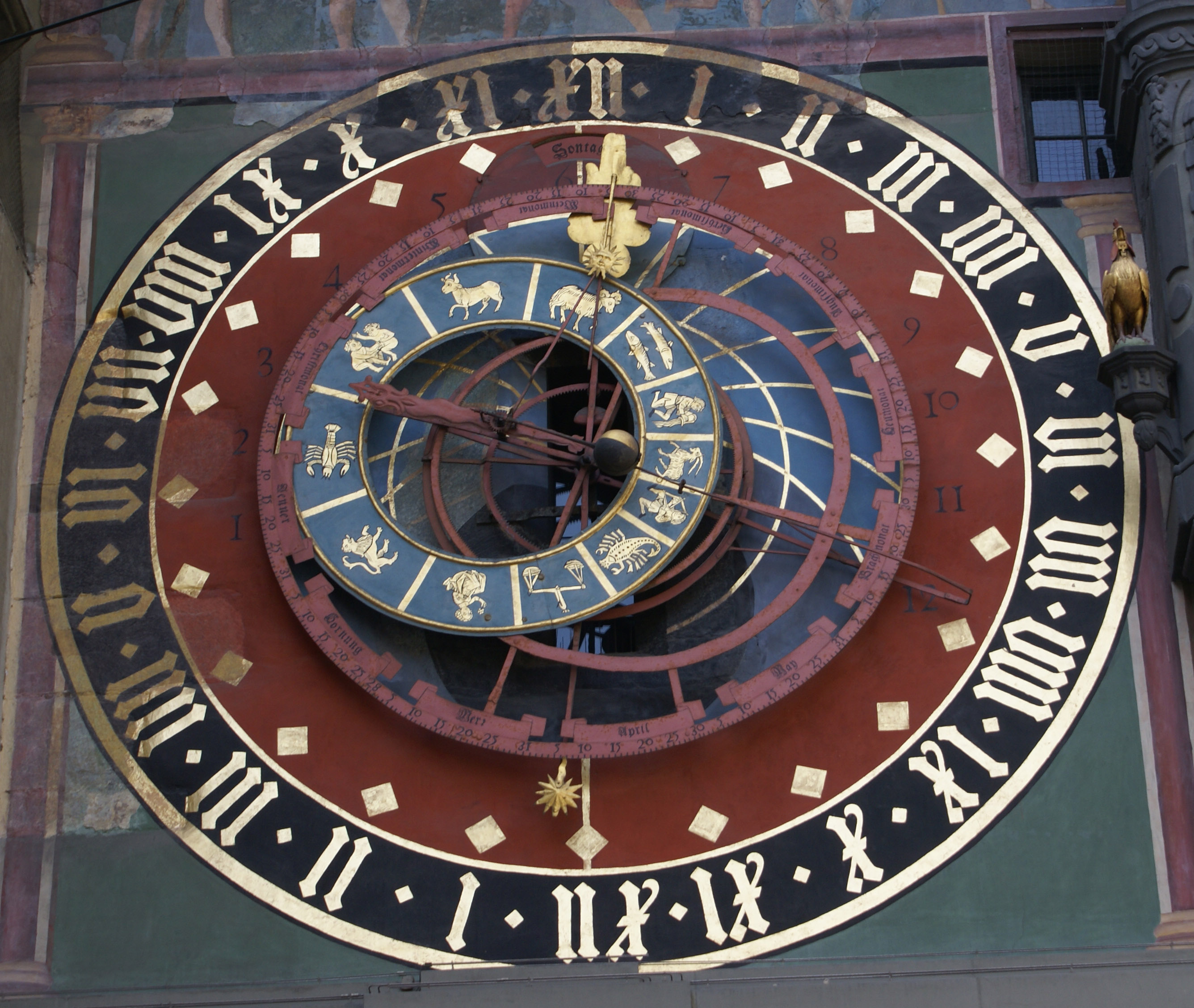 astronomy clock - photo #19