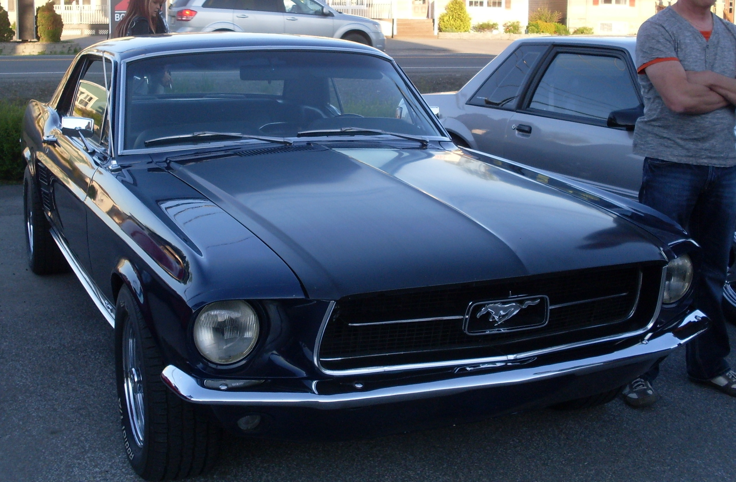 File 68 Ford Mustang Auto Classique St Lin Laurentides