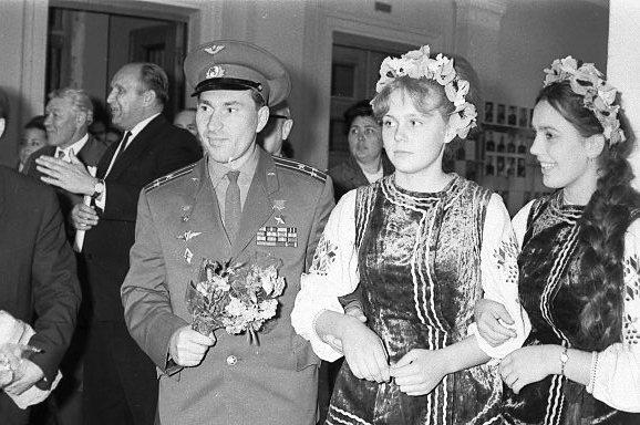 П. И. Беляев в Киеве, фото А.Т.Бормотова