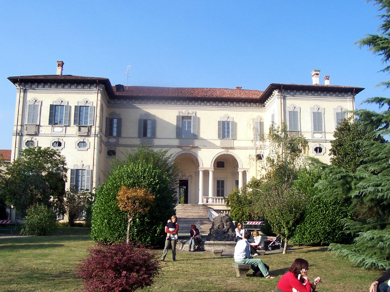 Villa Sormani Wikipedia