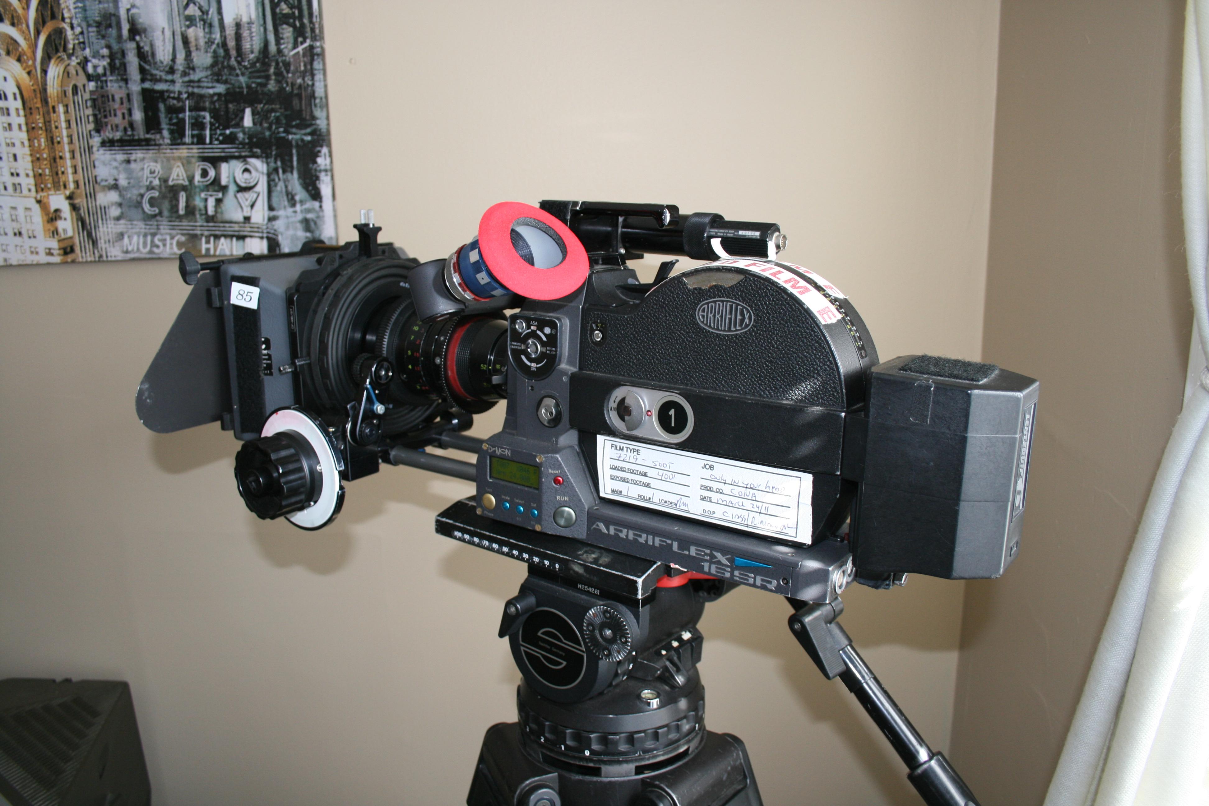 Cam Film