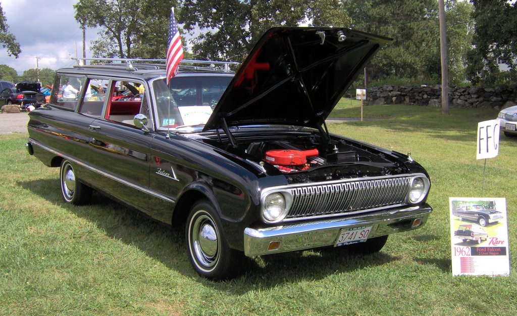 Ford Falcon (North America) - Wikipedia, the free encyclopedia