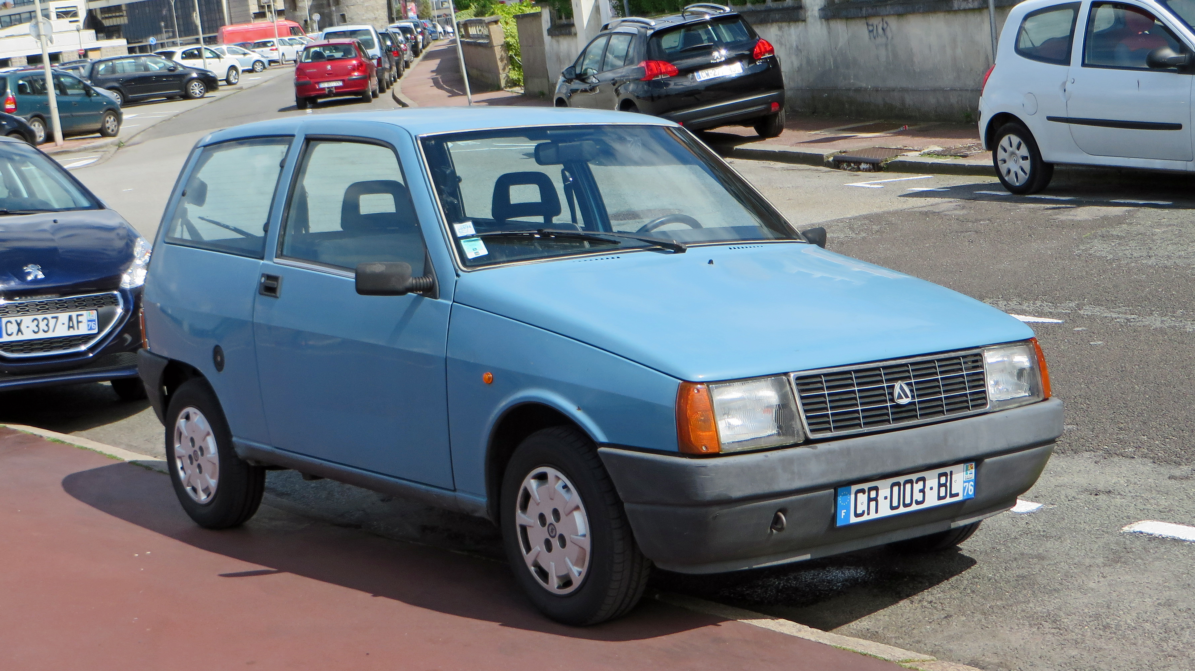 file 1985 1986 autobianchi y10 touring dieppe seine maritime france 17584795620 jpg. Black Bedroom Furniture Sets. Home Design Ideas