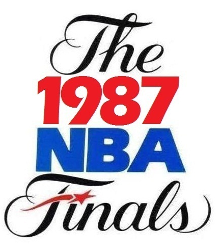 1987 NBA Finals - Wikipedia