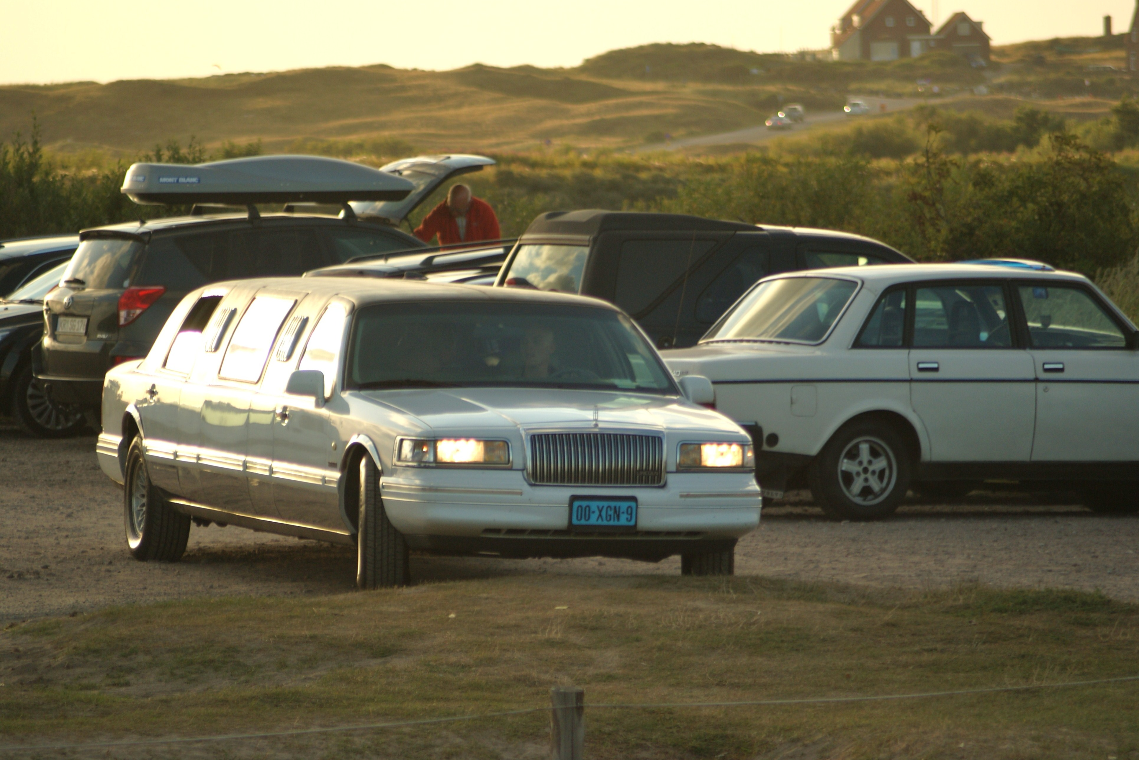 File 1997 Lincoln Town Car Limousine 8877489725 Jpg Wikimedia