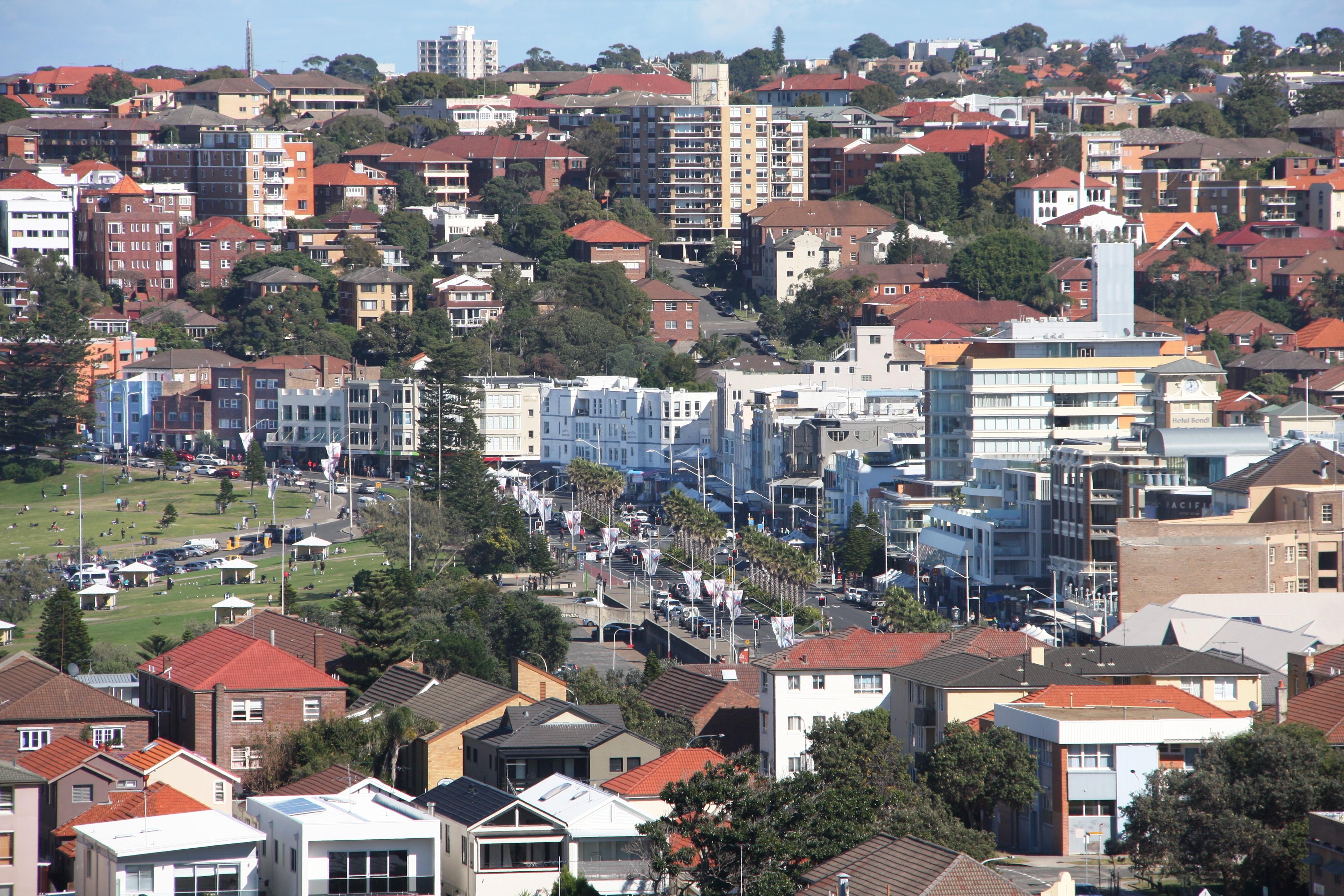 suburbs of sydney australia