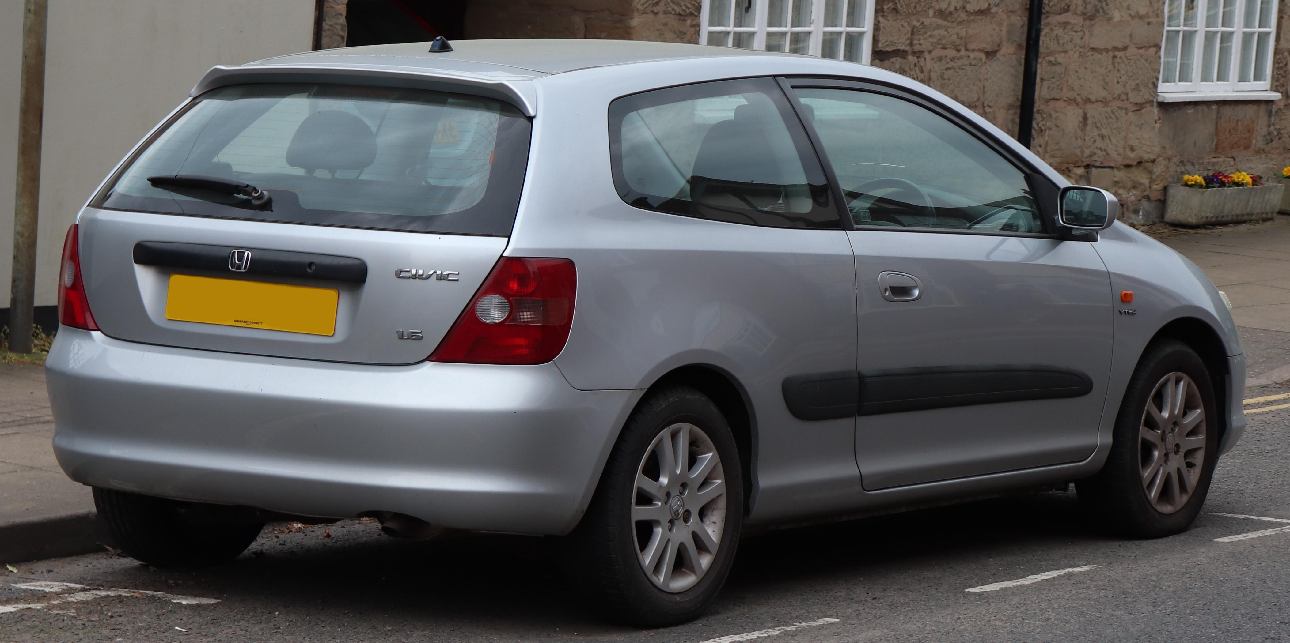 Kelebihan Honda Civic 2002 Harga
