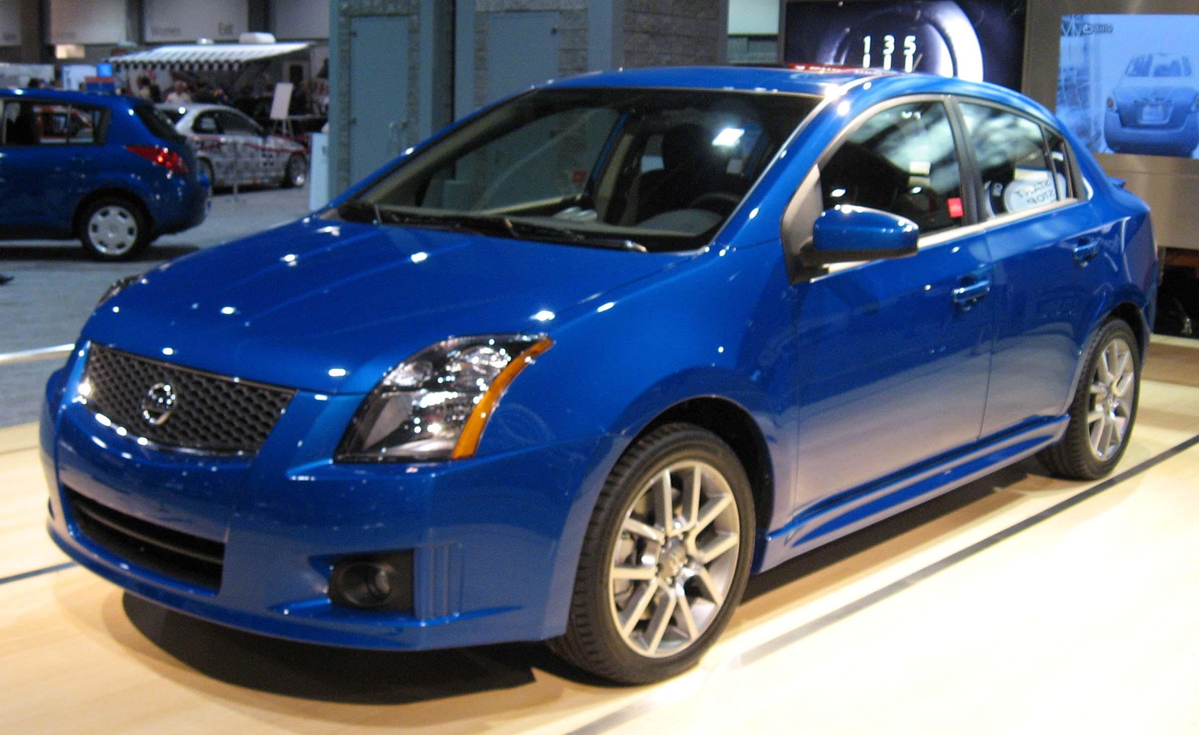 NISSAN CARS GALLERY: Nissan Sentra