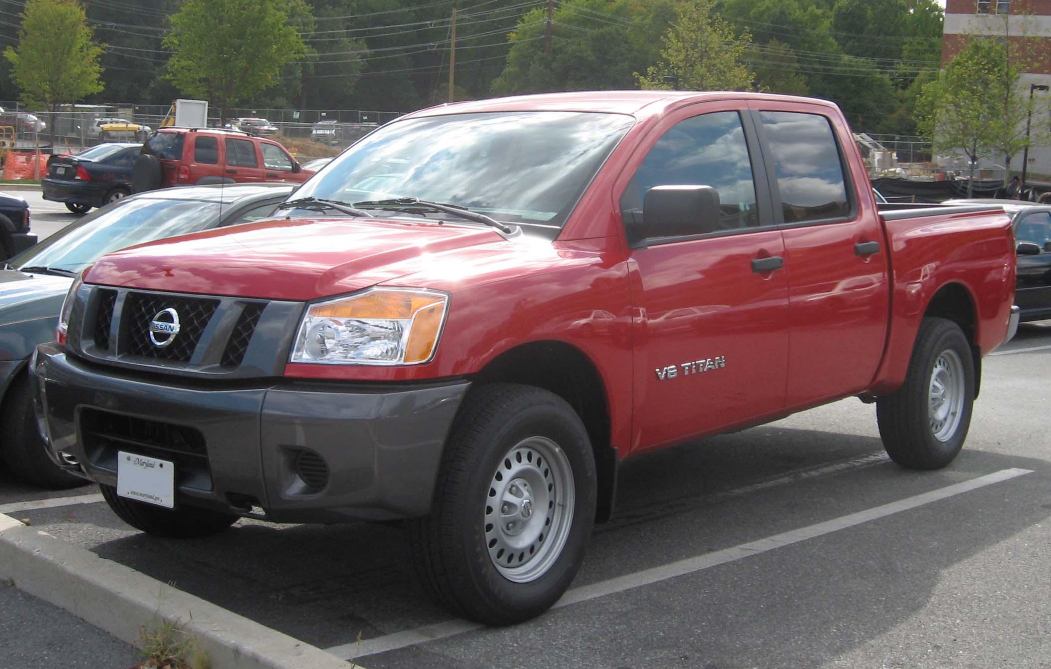 Nissan Titan Xe