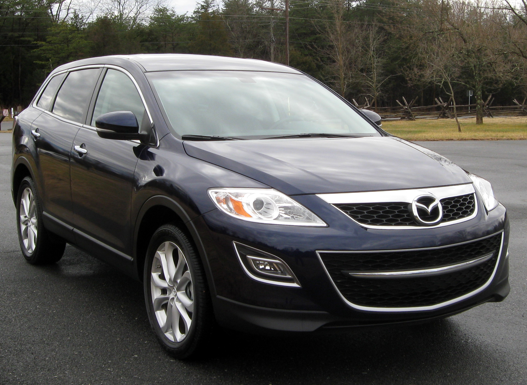 file:2012 mazda cx-9 grand touring -- 01-27-2012 - wikimedia
